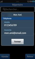 Samsung Wave 2 - Contact, Appels, SMS/MMS - Envoyer un MMS - Étape 6