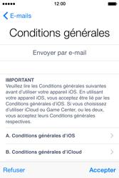 Apple iPhone 4S (iOS 8) - Premiers pas - Créer un compte - Étape 30