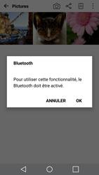 LG G5 - Photos, vidéos, musique - Envoyer une photo via Bluetooth - Étape 9