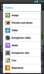LG E975 Optimus G - MMS - envoi d'images - Étape 13