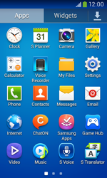 Samsung S7275 Galaxy Ace III - Internet - Enable or disable - Step 3