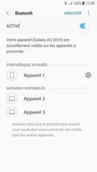 Samsung A3 (2016) - Android Nougat - WiFi et Bluetooth - Jumeler votre téléphone avec un accessoire bluetooth - Étape 9