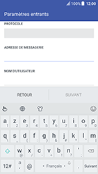 HTC U Play - E-mail - Configuration manuelle - Étape 8
