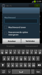 Samsung I9300 Galaxy S III - WiFi - Handmatig instellen - Stap 8