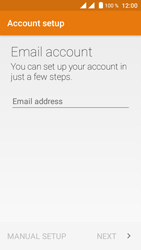 Crosscall Trekker M1 Core - E-mail - Manual configuration POP3 with SMTP verification - Step 6