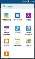 Samsung J100H Galaxy J1 - MMS - Afbeeldingen verzenden - Stap 13