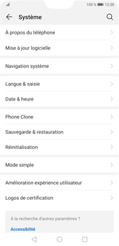 Huawei P20 Pro Android Pie - Appareil - Mise à jour logicielle - Étape 5