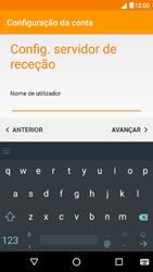 NOS Dive 72 - Email - Configurar a conta de Email -  11