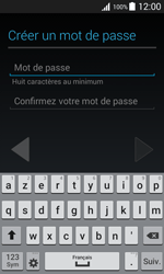 Samsung J100H Galaxy J1 - Applications - Créer un compte - Étape 10