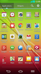 LG G2 - Contact, Appels, SMS/MMS - Envoyer un SMS - Étape 3