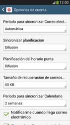 Samsung Galaxy S4 Mini - E-mail - Configurar Outlook.com - Paso 7