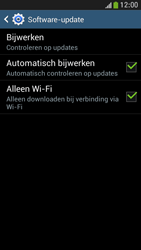 Samsung I9195 Galaxy S IV Mini LTE - Software update - update installeren zonder PC - Stap 7