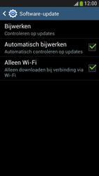 Samsung I9195 Galaxy S IV Mini LTE - Netwerk - Software updates installeren - Stap 8