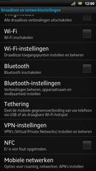 Sony LT22i Xperia P - Netwerk - Handmatig netwerk selecteren - Stap 8