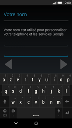 HTC Desire 610 - Premiers pas - Créer un compte - Étape 11