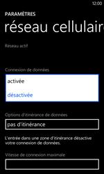 Nokia Lumia 625 - Internet - Configuration manuelle - Étape 6