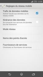 Sony Xperia T3 - Internet - Configuration manuelle - Étape 7
