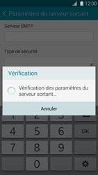 Samsung G900F Galaxy S5 - E-mail - Configuration manuelle - Étape 16