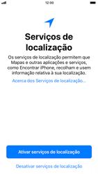 Apple iPhone 8 - Primeiros passos - Como ligar o telemóvel pela primeira vez -  21