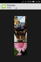 Alcatel Pixi 3 Dual Sim - Photos, vidéos, musique - Envoyer une photo via Bluetooth - Étape 5