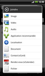 HTC A9191 Desire HD - E-mail - envoyer un e-mail - Étape 8
