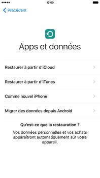 Apple iPhone 6s Plus - Premiers pas - Créer un compte - Étape 15