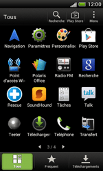 HTC T328e Desire X - Réseau - utilisation à l'étranger - Étape 6