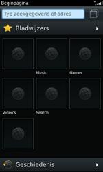 BlackBerry 9860 Torch - Internet - hoe te internetten - Stap 3