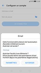 Huawei P10 - E-mails - Ajouter ou modifier un compte e-mail - Étape 6