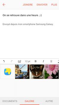 Samsung Samsung Galaxy J7 (2016) - E-mails - Envoyer un e-mail - Étape 12