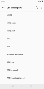 OnePlus 5T - Internet - Manual configuration - Step 13