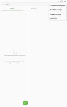 Samsung galaxy-tab-a-10-1-android-oreo - Voicemail - Handmatig instellen - Stap 5