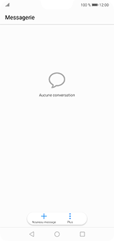 Huawei P20 Lite - MMS - envoi d'images - Étape 2