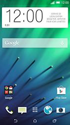 HTC Desire 610 - Mms - Configuration manuelle - Étape 1