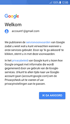 Samsung Galaxy S7 - Android Oreo - E-mail - handmatig instellen (gmail) - Stap 11