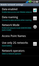 LG P990 Optimus 2X Speed - Network - Usage across the border - Step 6