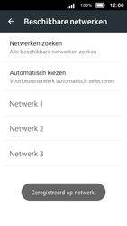 Doro 8031 (Model DSB-0010) - Buitenland - Bellen, sms en internet - Stap 12