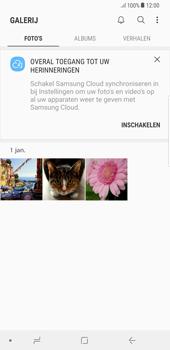 Samsung Galaxy S8+ - Android Oreo (SM-G955F) - Contacten en data - Foto