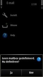 Nokia E7-00 - E-mail - e-mail instellen: POP3 - Stap 5