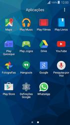 Samsung Galaxy Grand Prime - Aplicações - Como configurar o WhatsApp -  4