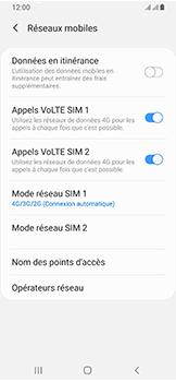 Samsung Galaxy A40 - Réseau - activer 4G - Étape 8