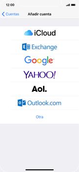 Apple iPhone X - E-mail - Configurar Outlook.com - Paso 5