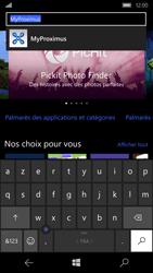 Microsoft Lumia 950 - Applications - MyProximus - Étape 5