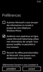 Nokia Lumia 735 - Premiers pas - Créer un compte - Étape 18