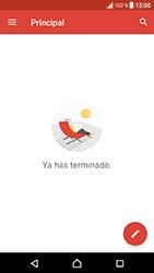 Sony Xperia XZ - Android Nougat - E-mail - Configurar Gmail - Paso 16