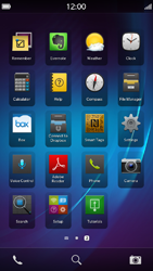 BlackBerry Z30 - Internet - Enable or disable - Step 3