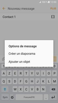 Samsung Samsung Galaxy J7 (2016) - Contact, Appels, SMS/MMS - Envoyer un MMS - Étape 13