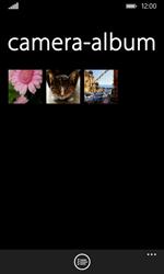 Nokia Lumia 530 (Type RM-1017) - Contacten en data - Foto