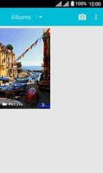 Alcatel U3 - Photos, vidéos, musique - Envoyer une photo via Bluetooth - Étape 4
