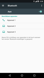 LG Nexus 5x - Android Nougat - Bluetooth - Aanzetten - Stap 5